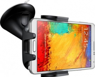 Suport Auto Samsung Galaxy Note Negru Car Kit-uri