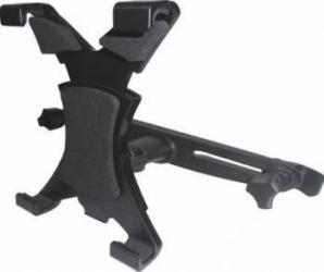 Suport auto tetiera OEM tablete 7-10.1 inch, Negru