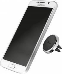 Suport auto Trust 20823 Magnetic pentru Telefon Black Car Kit-uri