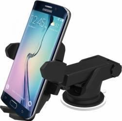 Suport Auto Universal iOttie Easy One Touch Wireless Qi Negru Car Kit-uri