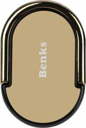 Suport Benks Universal Magic Ring Auriu Accesorii Diverse Telefoane
