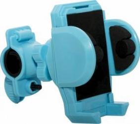 Suport de telefon Serioux pentru bicicleta Albastru Accesorii Diverse Telefoane