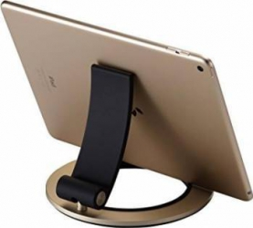 Suport Just Mobile Pentru iPad Encore Auriu