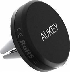 Suport magnetic pentru telefon Aukey HD-C5 Negru Accesorii Diverse Telefoane