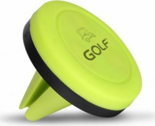 Suport magnetic pentru telefon Golf Verde - Negru Car Kit-uri