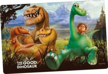 Suport masa dreptunghiular BBS The Good Dinosaur 29x44 cm Cani, pahare, accesorii masa