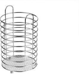 Suport Metalic Vanora Pentru Ustensile Inox Accesorii bucatarie