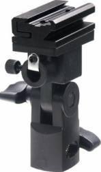 Suport orientabil stativ KUMK-5 pentru umbrela si blit extern slave Accesorii Blitz-uri si Lumini