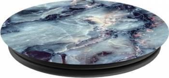 Suport Popsockets Universal Stand Adeziv Blue Marble Multicolor Accesorii Diverse Telefoane