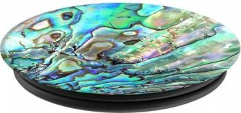 Suport Popsockets Universal Stand Adeziv Faux Abalone Multicolor Accesorii Diverse Telefoane