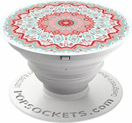 Suport Popsockets Universal Stand Adeziv Red Aztec Mandala Multicolor Accesorii Diverse Telefoane