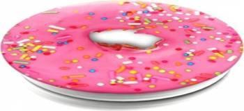 Suport Universal Popsockets Stand Adeziv Pink Donut Accesorii Diverse Telefoane
