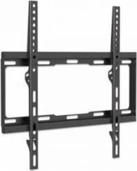 Suport Universal TV Manhattan fixare pe perete 32-55 inch max 40kg Black Suporturi TV