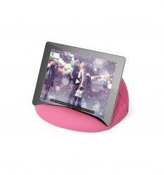 Suport tableta din microfibra Paddy roz CDT-MO8371-38 Accesorii Diverse Tablete
