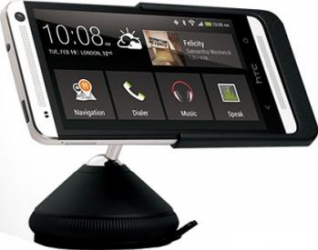 Suport Auto Cu Incarcator HTC One Mini Incarcatoare Auto