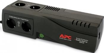 SurgeArrest Apc BE325-GR + battery backup 325VA