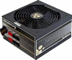 Sursa Modulara Chieftec Navitas GPM-1000C 1000W 80Plus Gold Neagra Surse