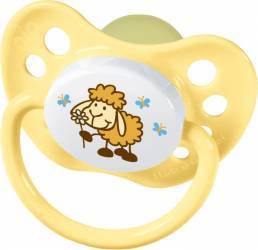 Suzeta Family Latex marimea 1 0 - 6 luni nip 31000 Suzete si accesorii