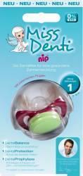 Suzeta Miss Denti marimea 1 fara dinti 0-6 luni nip 31800 Suzete si accesorii