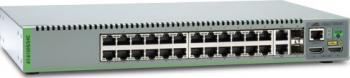 Switch Allied Telesis AT-8100s 24 porturi Fast Ethernet