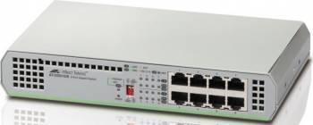 Switch Allied Telesis AT-GS910/8-50 8 porturi Gigabit Switch uri