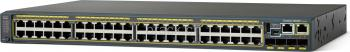 Switch Cisco Catalyst 2960-SF 48 Port FE + 2 SFP LAN Lite