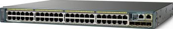 Switch Cisco Catalyst 2960S-48fps 48 GigE PoE + 4 SFP
