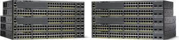 Switch Cisco Catalyst 2960X-48FPD-L PoE 48 ports + 2 x SFP LAN B