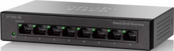 Switch Cisco SF110D-08HP 8-Port Fast Ethernet PoE Switch uri