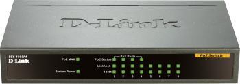 Switch D-Link DES-1008PA 8-port Fast Ethernet Switch-uri