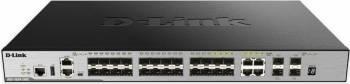 Switch D-Link DGS-3630-28SC L3 28-Port Gigabit Switch-uri