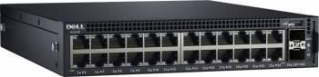 Switch Dell Networking X1026 SWM 24 x 1Gb 2 x 1GbSFP Switch uri