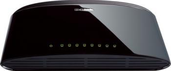 Switch DLink DES 1008D 8 Port Workgroup