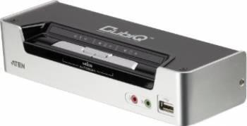 Switch KVM ATEN 2 porturi HDMI USB CS1792 Switch-uri KVM