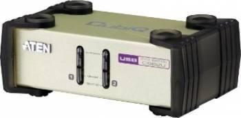 Switch KVM ATEN 2 porturi PS2 USB CS82U Switch uri KVM