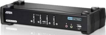 Switch KVM ATEN 4 porturi DVI CS1784A Switch uri KVM