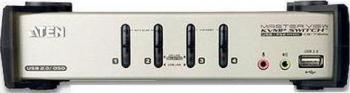 Switch KVM Aten CS1734B 4 porturi USB