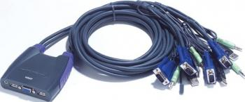 Switch KVM Aten cs64uz-at porturi USB