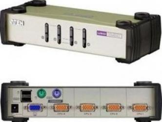 Switch KVM Aten CS84U 4 porturi Switch uri KVM