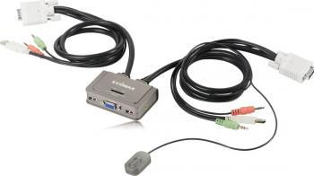 Switch KVM cu 2 porturi USB Edimax EK-2U2CA Switch uri KVM