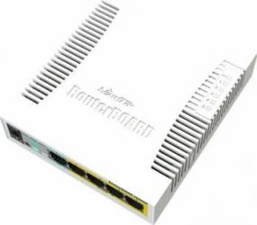 Switch Mikrotik RB260GSP 5-port Gigabit Ethernet 1-port SFP Switch uri