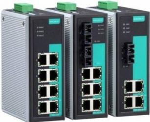 Switch Moxa EDS-308 8-PORT 10/100TX Switch uri