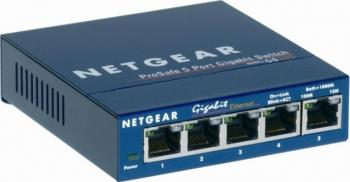 Switch Netgear 5-port Gigabit Unmanaged GS105GE Switch uri