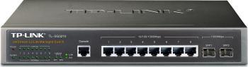 Switch TP Link TL-SG3210 8 porturi Gigabit 2 porturi SFP