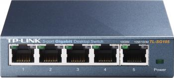 Switch TP Link TL-SG105 5 porturi Gigabit Switch uri