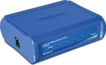 Switch Trendnet 5-Port 10100Mbps TE100-S5