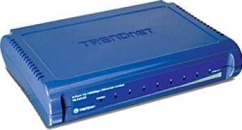 Switch Trendnet 8P 10100Mbps TE100-S8