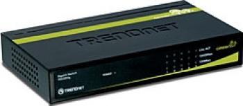 Switch Trendnet Gigabit Green 5P 101001000Mbps TEG-S50g Switch uri