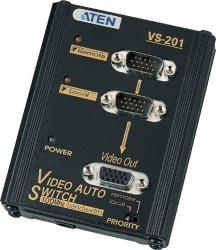 Switch Video Aten VS201 2 porturi Adaptoare TV