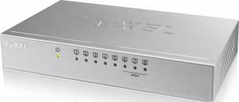 Switch ZyXEL ES-108A V3 8 porturi Fast Ethernet Silver Switch uri